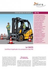 Liste CACES & sécurité